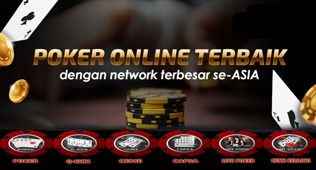 Daftar Judi Poker Online